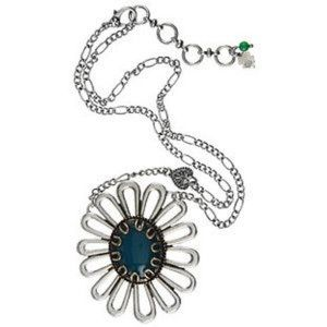 Lucky Brand daisy necklace